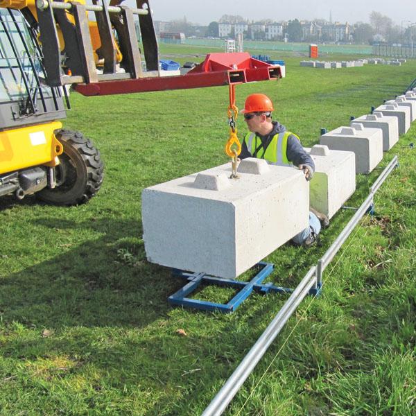 POLMIL® Concrete Ballast
