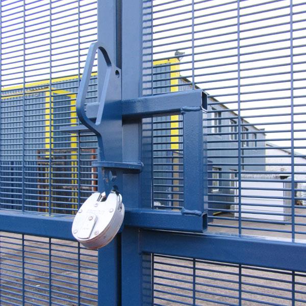POLMIL® On-Ground Standard Vehicle Gates