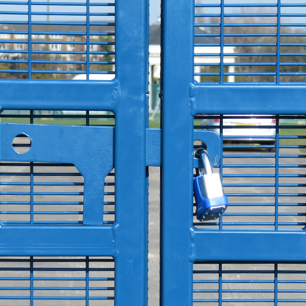 POLMIL® On-Ground Standard Vehicle Gates