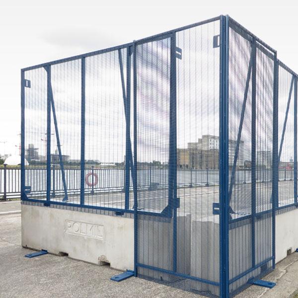 POLMIL® Modular VCB Security Fence
