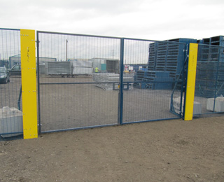 POLMIL® On-Ground Vehicle Gates